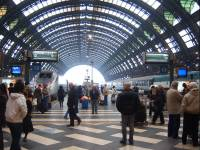 Milan Central Railway station